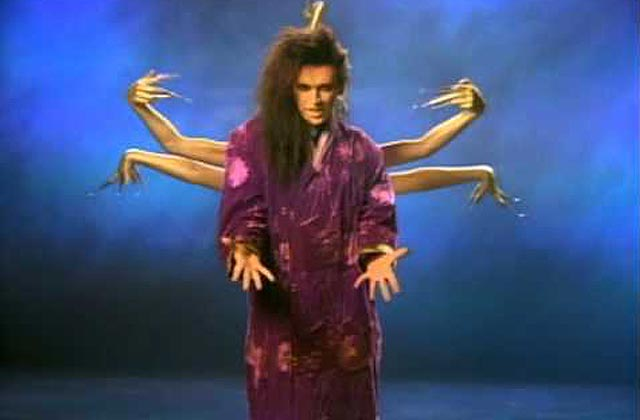 Les clips des années 80, entre cool et WTF