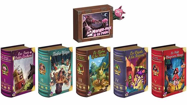 contes et jeux