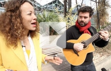Sequana joue « Embracing The Winter » en acoustique