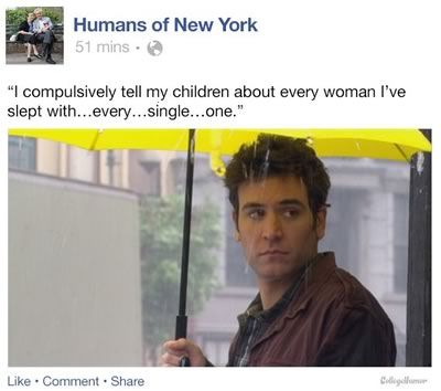 humans of new york how i met ted