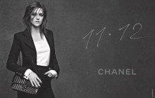 Kristen Stewart est à nouveau égérie Chanel
