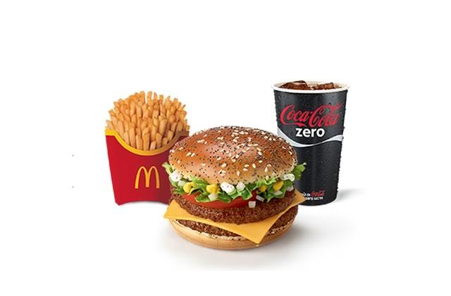 McDonald's propose McFirst, un menu à 4€95 dès ce 3 mars !