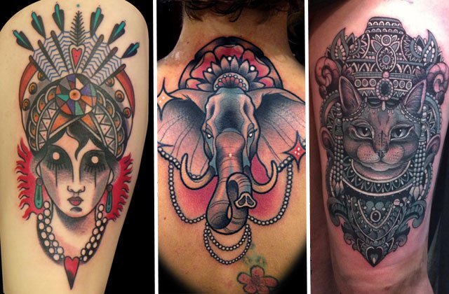Se faire tatouer au mondial du tatouage tatouage - Tatouage a faire a 2 ...