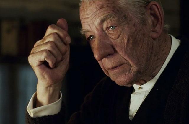 « Mr Holmes », le nouveau Sherlock Holmes avec Ian McKellen, a une nouvelle bande-annonce !