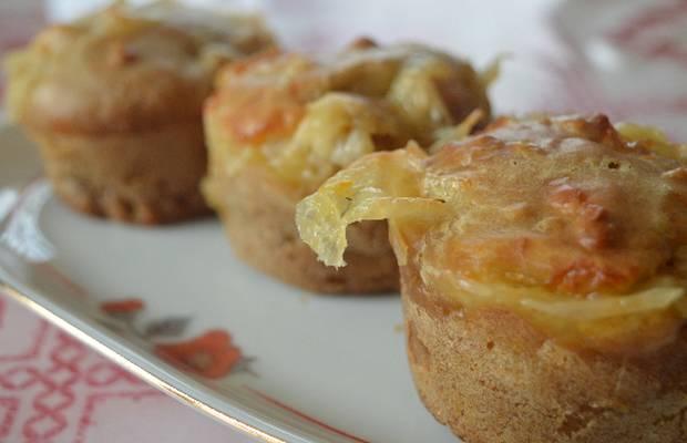 muffins munster pommes flambées