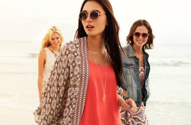 New Look sort sa collection printemps-été 2015 inspirée des années 1970