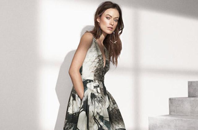 Olivia Wilde est la nouvelle égérie d'H&M