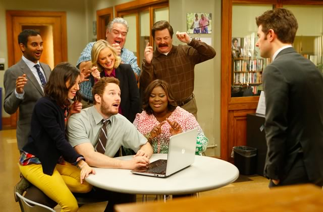 « Parks & Recreation » discutée en podcast par Margaux, Sophie et Mymy
