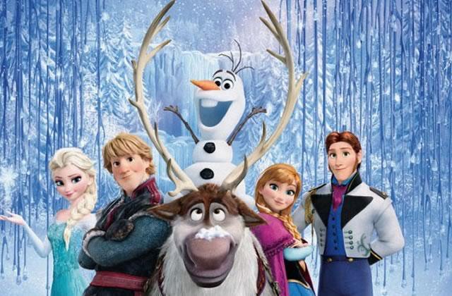 «La Reine des Neiges» («Frozen») aura une suite !