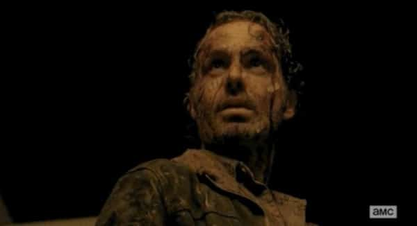 The Walking Dead saison 5 Rick