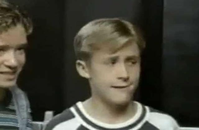Ryan Gosling dansant à 12 ans en vidéo