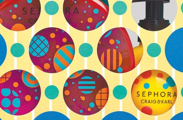 Sephora et Craig & Karl sortent une collection pop pour le printemps 2015