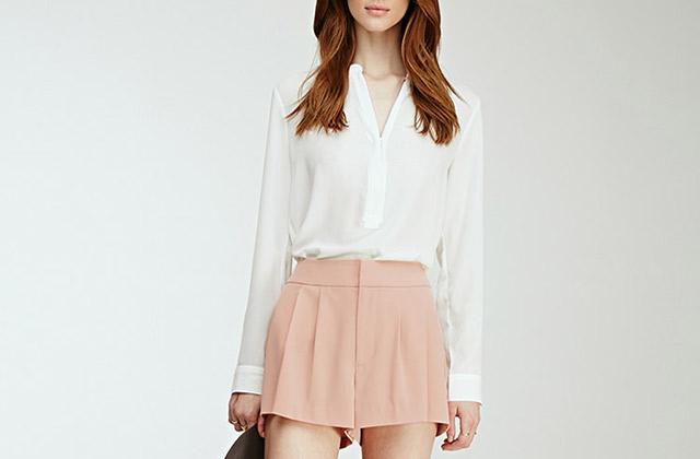 Sélection de vêtements et accessoires pastel pour le printemps 2015