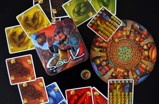 « Souk », un jeu de société familial et sympathique (+ interview)