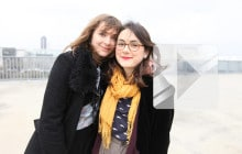 Street Style spécial jumelles avec Alice et Clara