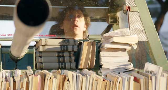 tank bibliotheque argentine