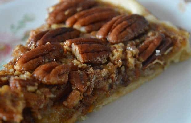 tarte aux noix recette croquante