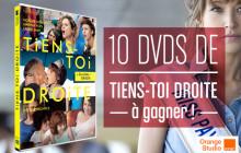 «Tiens-toi droite »sort en DVD — 10 exemplaires à gagner !