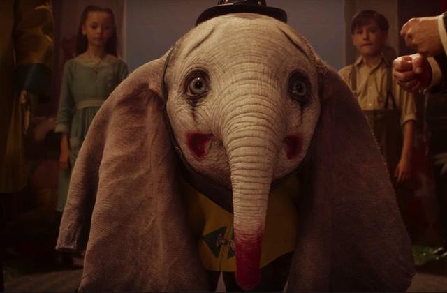 Dumbo, de Tim Burton, se dévoile dans une superbe bande-annonce