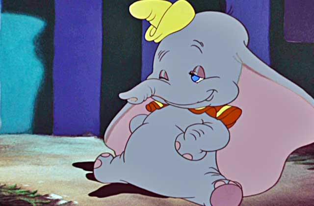 Tim Burton va réaliser un remake de Dumbo