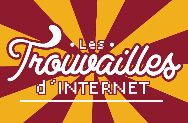 Les trouvailles d'Internet pour bien commencer la semaine #215