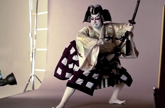 Uniqlo lance une collection inspirée du Kabuki, un art ancestral japonais