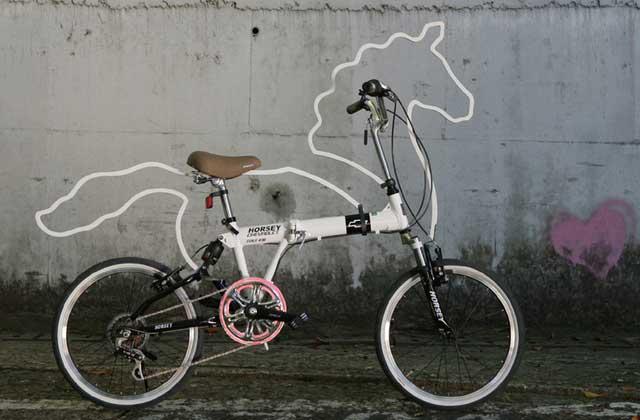 Le vélo licorne, un rêve devenu réalité