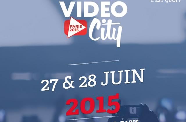 Video City 2015, le VidCon français, aura lieu le 27 et 28 juin !