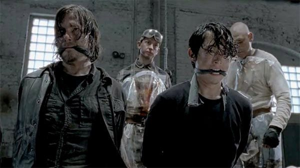The Walking Dead saison 5 terminus