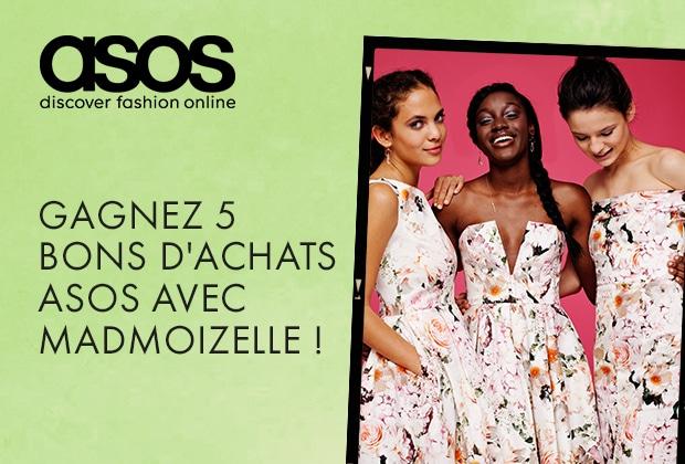 Trois tenues Asos à adopter pour le printemps 2015 (+ concours !)