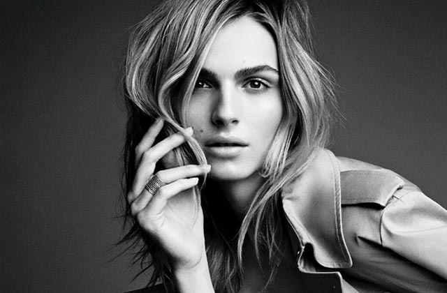 Andreja Pejic est la première mannequin trans à apparaître dans Vogue !