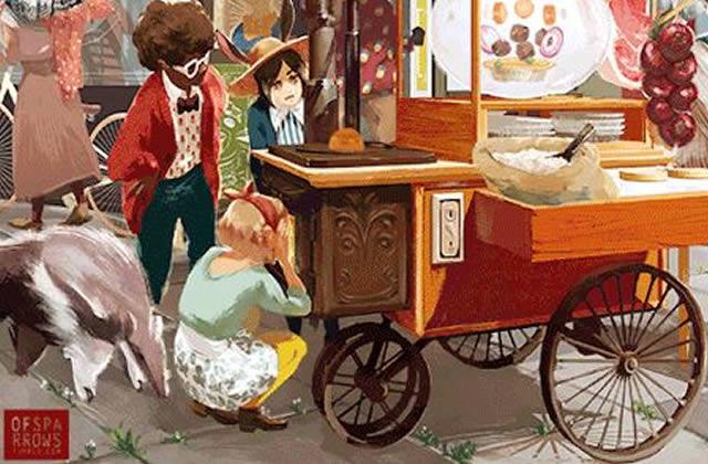Quatre artistes spécialisés en gifs animés à découvrir