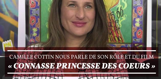 Camille Cottin nous parle de son rôle et du film «Connasse Princesse Des Coeurs »