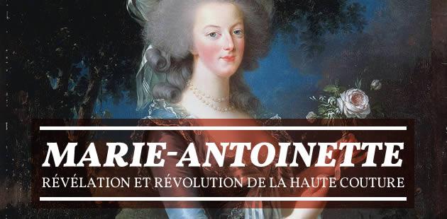 Marie-Antoinette, révélation (et révolution) de la haute couture