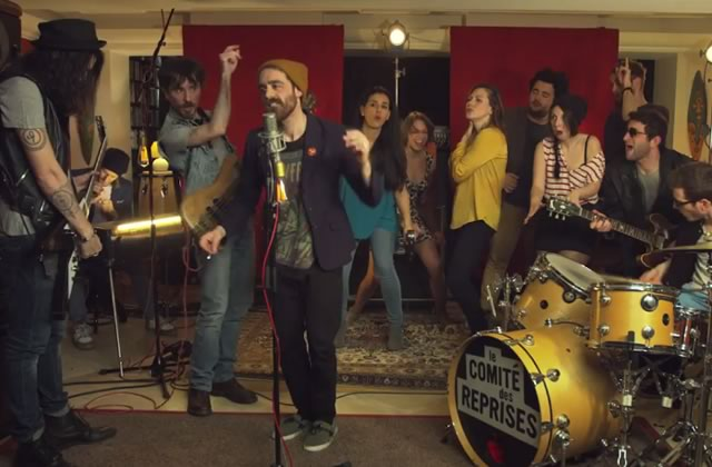 Les Franglaises et le Comité des Reprises reprennent « Are You Gonna Be My Girl » de Jet
