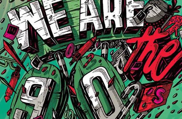 5×2 places à gagner pour la We Are The 90's du samedi 2 mai 2015 !