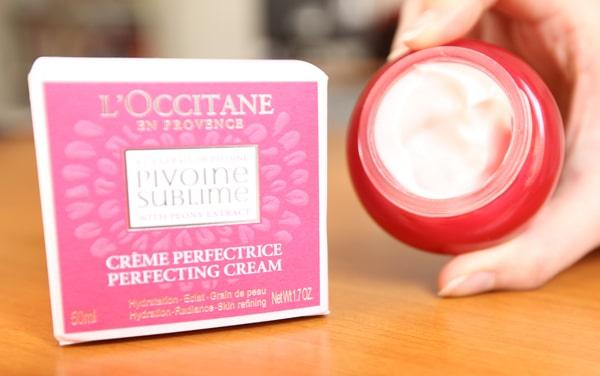 creme-perfectrice-pivoine-sublime-loccitane-texture
