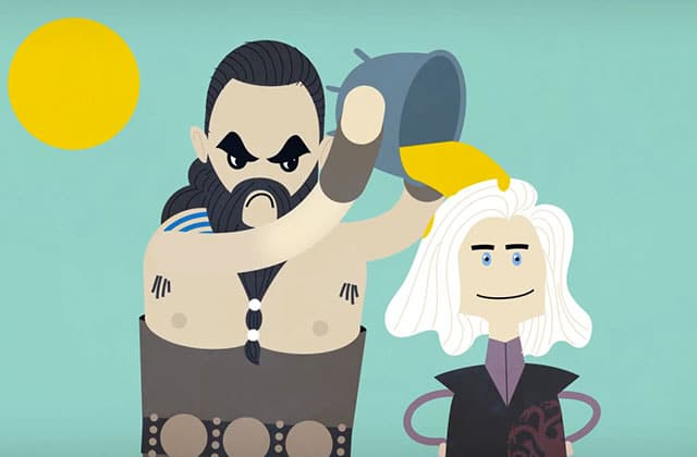 « Dumb ways to die », la version Game of Thrones !