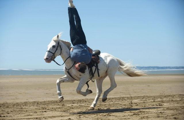 «En équilibre », un film sur le fil du rasoir (avec des chevaux dedans)