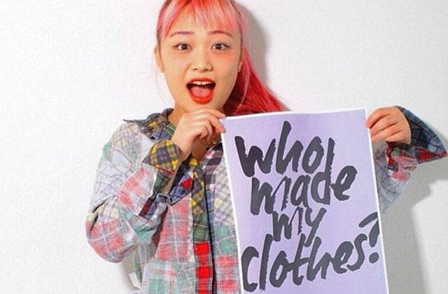 Le Fashion Revolution Day s'engage pour savoir d'où viennent nos vêtements