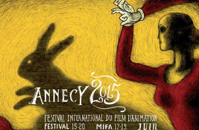 Le Festival d'animation d'Annecy 2015 mettra les femmes à l'honneur !