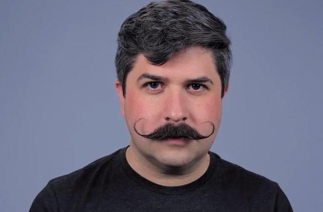 La barbe à travers les âges en vidéo