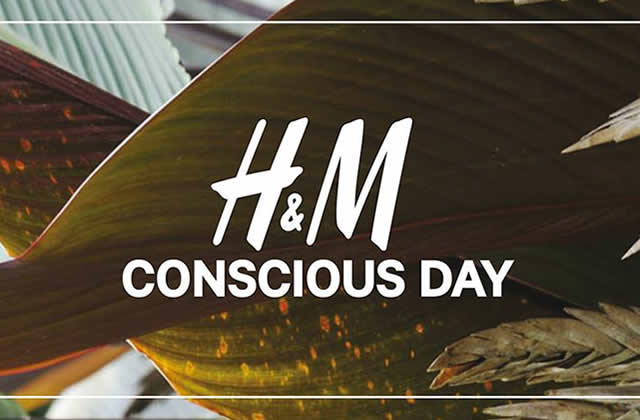 H&M lance son Conscious Day 2015 et une nouvelle collection éco-responsable !