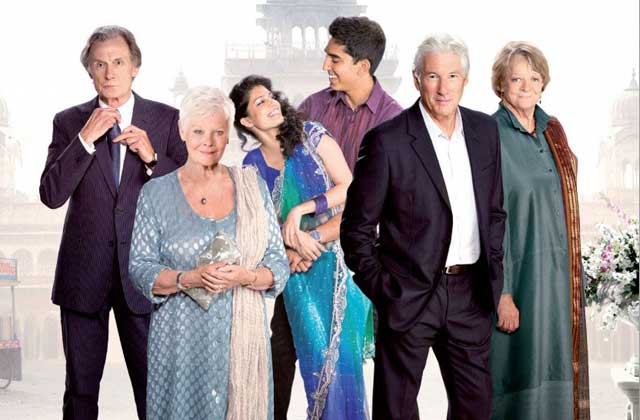 « Indian Palace : Suite Royale », une comédie British sur fond de Bollywood