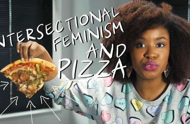 Le féminisme intersectionnel expliqué via… des pizzas!