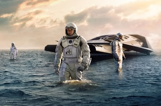 « Interstellar » a son trailer honnête !