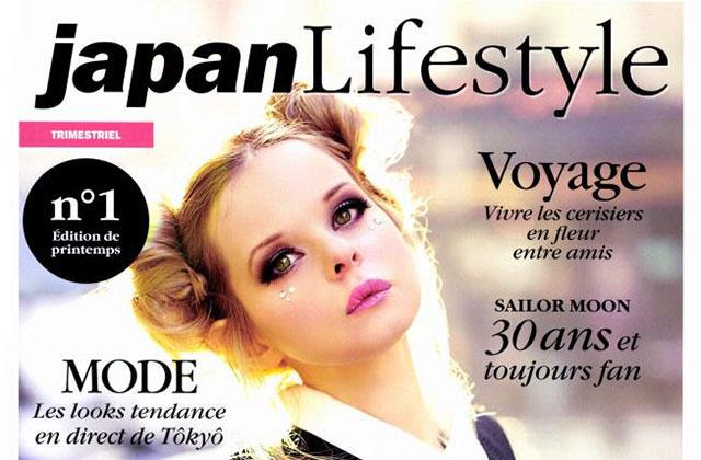 Japan Lifestyle, un nouveau magazine web et papier à la découverte du Japon