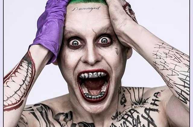 Le Joker de Jared Leto, un nouveau visage qui fait réagir Internet