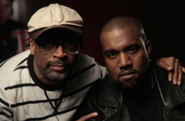 Kanye West deviendra-il acteur pour le prochain film de Spike Lee ?