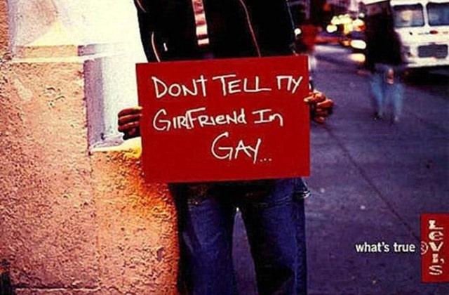 Levi's et Gap protestent contre les lois homophobes de l'Indiana